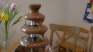 Zapůjčení čokoládové fontány