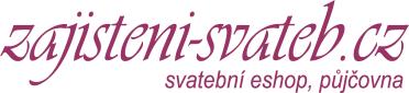 Zajisteni-svateb.cz - svatební půjčovna, pronájem svatebních potahů na židle, rautové sukně, ubrusy, párty stany, dekorace
