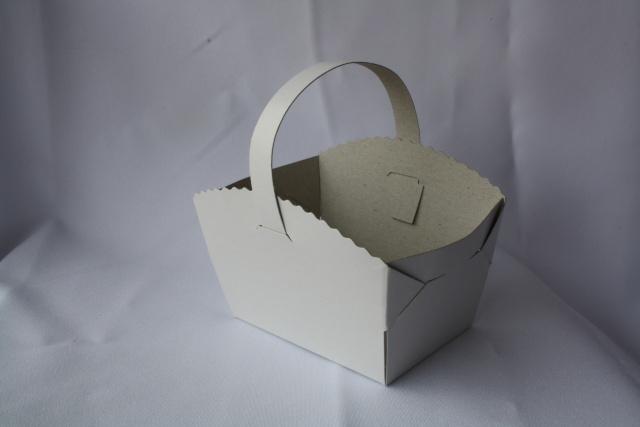 Košíček na koláčky