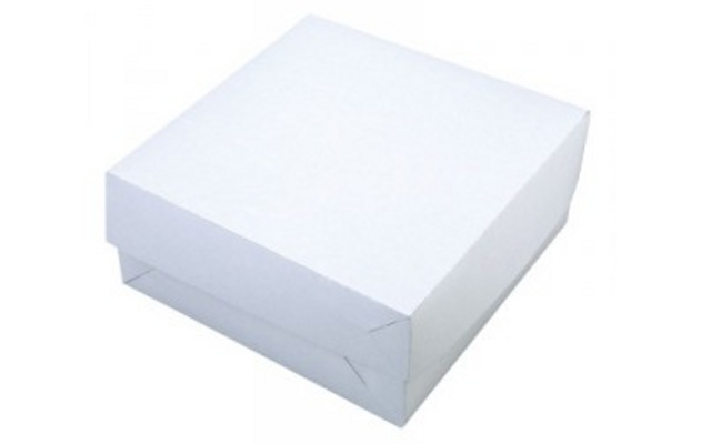 Svatební krabička na výslužku 25x25x10 cm