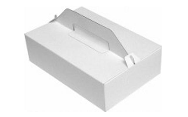 Krabice na zákusky, krabička na výslužku