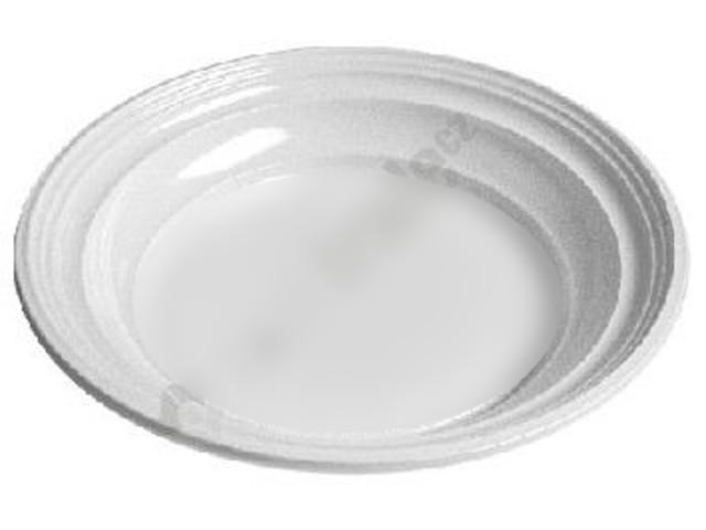 Plastový hluboký talíř