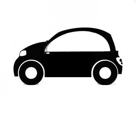 Samolepka auto pro děti