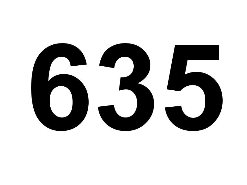 Samolepka číslo popisné