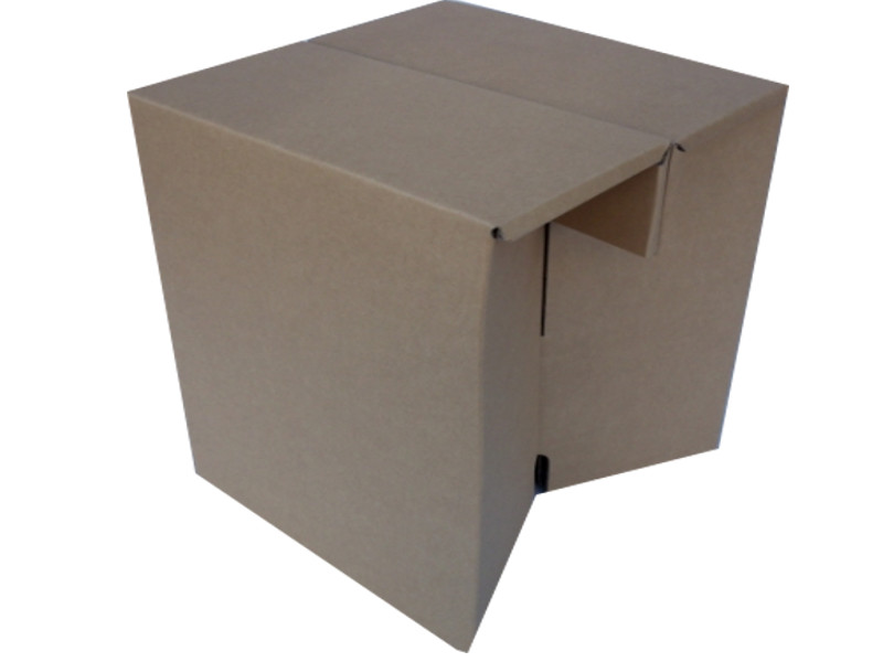 Skládací kartonová židle